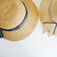Cheerラフィアハットソンリッサ≪ナチュラル≫レディース帽子ストローハット【あす楽対応】