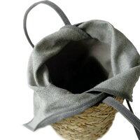 シーグラススフィア−マルシェバッグ≪ネイビー≫かごバッグカバンポシェットショルダーバッグ【あす楽対応】