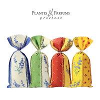 Plantes&Parfumsサシェソーグ≪4個セット≫ラベンダー香りフランスギフトプレゼント(プラントゥエパルファン)【ポプリ】【贈り物】【プレゼント】【あす楽対応】
