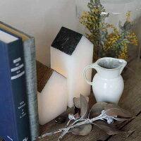 ROOFTOPHOUSELEDライトハウスキャンドル≪Mサイズ≫H19cm卓上インテリア照明【クリスマス】【あす楽対応】