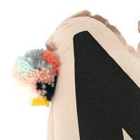 DAYDREAMアルファベットクッション≪S≫イニシャルクッションディスプレイキッズルーム子供部屋パーティ撮影小道具andsome【あす楽対応】