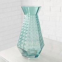 COVENTGARDENオリオンガラスボトルベース≪ヘクサドット≫フラワーベース花瓶花器ガラス瓶【あす楽対応】