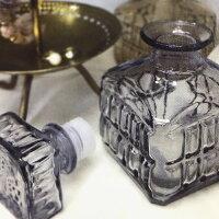 VINTAGEBOTTLEガラスボトル≪Fタイプ≫アンティーク調ガラス瓶インテリア小物フラワーベース小物花瓶【あす楽対応】