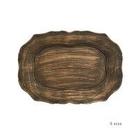 COEURD'ARTISANアンティークデザイントレー≪2デザインセット≫食器BOX付きテーブルウェアインテリア小物入れ【あす楽対応】