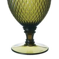 ROSETTEワイングラス≪全7カラー≫250mlアンティークガラスデザイン樹脂製グラス食器ドリンクグラス【あす楽対応】