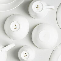 ATELIERTETEレート18cm【食器お皿平皿中皿メインプレート日本製おしゃれシンプル白ギフト】【電子レンジ・食器洗浄機対応】【あす楽対応】