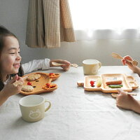 PETITSETMAMAN木製キッズプレート≪ロボット≫トレイプチママン【あす楽対応】