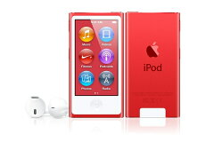 iPod nano (PRODUCT)RED APPLE 限定カラー 16GB 赤 レッド ナノ 本体iPod nano 本体 (PRODUCT)R...