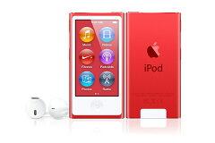 iPod nano (PRODUCT)RED APPLE 限定カラー 16GB 赤 レッド ナノ 本体iPod nano 本体 (PRODUCT)R...