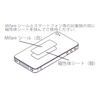FUKIiNAHOマイフェアシール旧長方形型シール