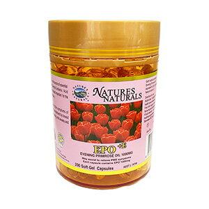 Evening primrose oil and Primrose 1000 mg vitamin E compound, 200 days (200 tablets) Australia produced.