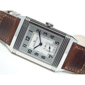 [Used] JAEGER LECOULTRE Q3858522 Reverso Classic Large Small Second Stainless Steel Belt Specifications Domestic Genuine 2019