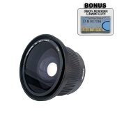 .. 0.42x HD Super ワイド Angle Panoramic Macro Fisheye レンズ For The Nikon D3100, D7000 デジタル SLR Camera Which Have Any Of These (18-55mm, 55-200mm, 50mm) Nikon Lenses (海外取寄せ品)