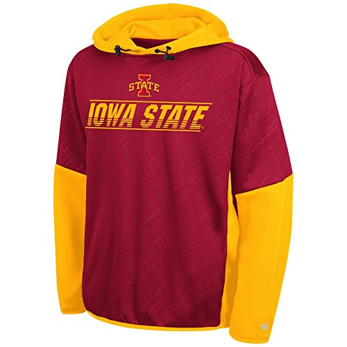 Youth NCAA Iowa State サイクロン プル-オーバー パーカー (Team Color) - S (海外取寄せ品)