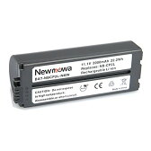 Newmowa NB-CP2L Rechargeable Li-イオン バッテリー for Canon NB-CP2L, NB-CP1L and Canon Compact Photo Printers SELPHY CP100, CP200, CP220, CP300, CP330, CP400, CP510, CP600, CP710, CP730, CP770, CP780, CP790, CP800, CP900, CP91 「汎用品」(海外取寄せ品)