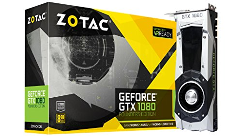 グラフィックスカード「ZOTAC GeForce GTX 1080 Ti Founders Edition」