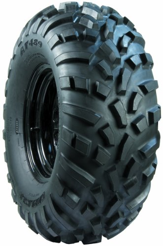 Carlisle AT489 ATV Bias Tire  - 25x11.00-12 4PR (海外取寄せ品):シアター
