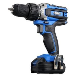 Ford FMCF12-01 Cordless Drill キット (12V 2 Batteries) 「汎用品」(海外取寄せ品)