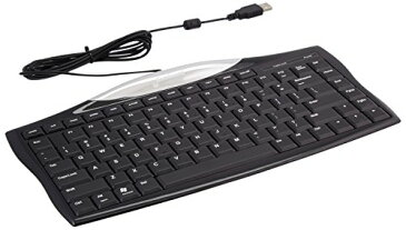 Evoluent Wired Essentials Full Featured Compact Keyboard - EKB (海外取寄せ品)