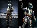 Sideshow スターウォーズ Star wars Episode II Attack of the クローン ジャンゴ フェット 1/6 Scale 12 Figure (海外取寄せ品)