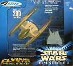 Estes スターウォーズ Star wars Episode I Droid fighter ロケット スターター セット (海外取寄せ品)