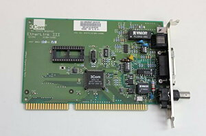 3COM 3C509-コンボ ETHERLINK III 10MBPS CARD (海外取寄せ品)