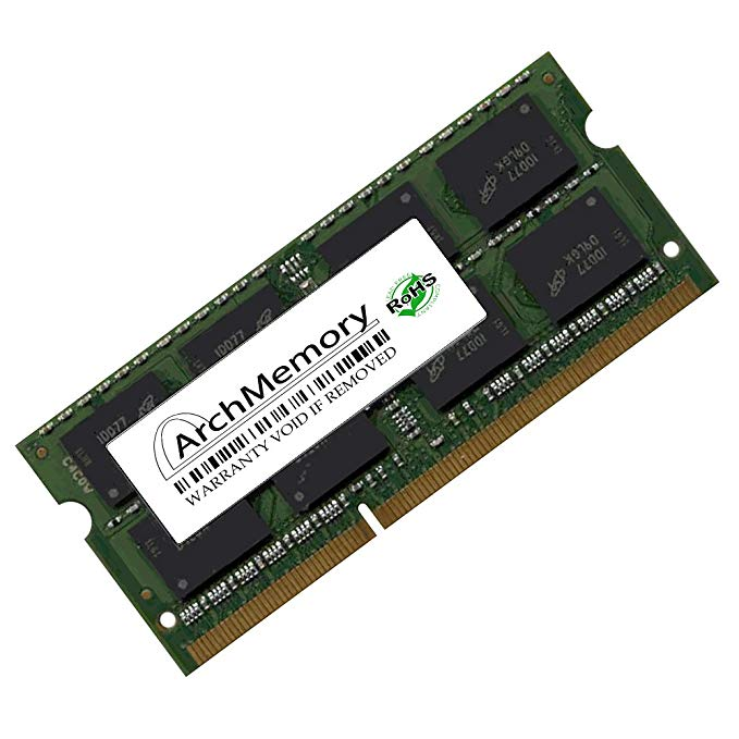 パソコン・周辺機器, その他 Arch memory 8GB 204- DDR3 So-dimm RAM for HP Pavilion m6-1060et ()