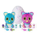 Hatchimals HatchiBabies Cheetree Hatching Egg with Interactive Pet ベビー (Styles May Vary) エイジ 5 and Up (海外取寄せ品)