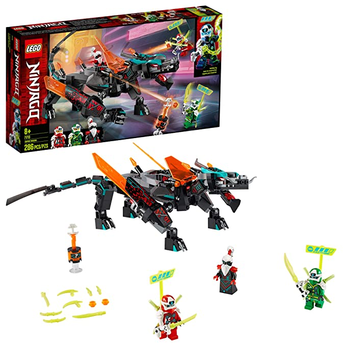 おもちゃ, その他  Lego Ninjago Dragon 71713 Ninja Toy Building , New 2020 (286 Pieces) ()