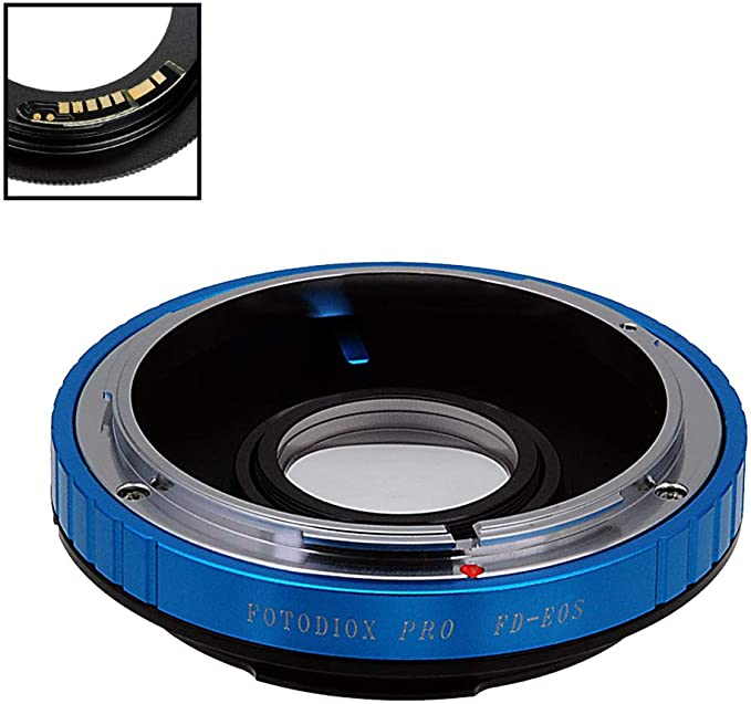 交換レンズ用アクセサリー, その他 Fotodiox Mount Adapter, for Mamiya ZE (35mm) to Canon EOS EF Mount DSLR Camera Body ()