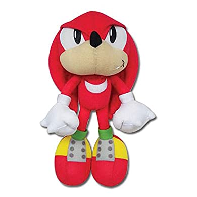 おもちゃ, その他  Sonic the Hedgehog Eastern GE-8958 Plush - Super Sonic, 12 ()