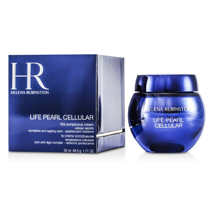 Helena RubinsteinLife Pearl Cellular The Sumptuous Cream (Made in Japan)ヘレナルビンスタインライフパールセルラ (日本製) F12708 50ml/1.71oz【海外直送】:The Beauty Club