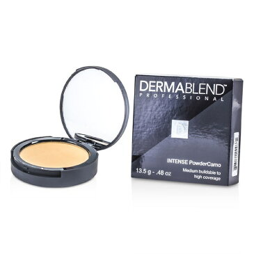 DermablendIntense Powder Camo Compact Foundation (Medium Buildable to High Coverage) - # Toastダーマブレンドインテンスパウダ【楽天海外直送】