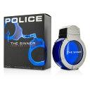 PoliceThe Sinner Eau De Toilette Sp...