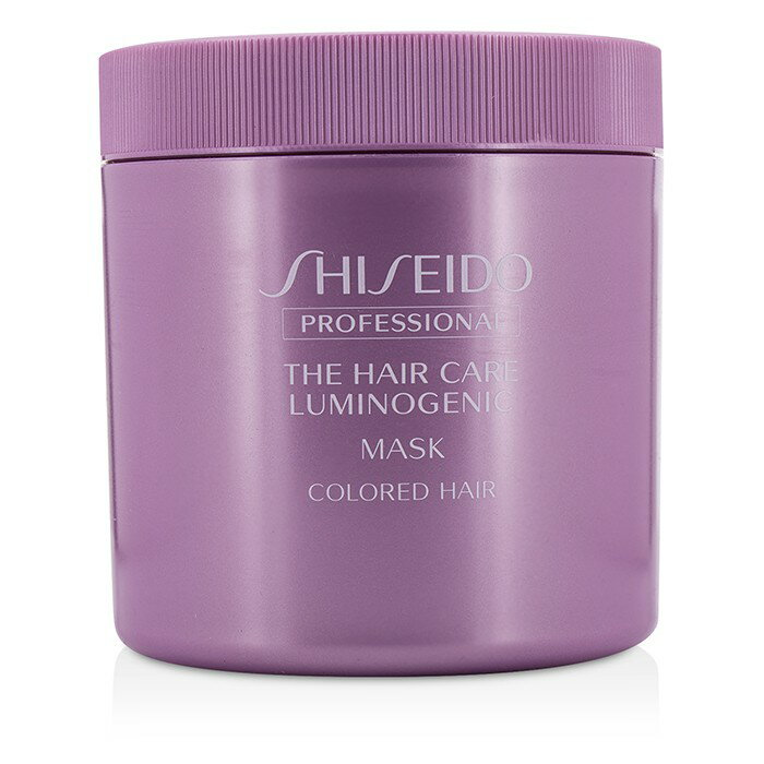 ShiseidoThe Hair Care Luminogenic Mask (Colored Hair)資生堂The Hair Care Luminogenic Mask (Colored Hair) 680g/23oz