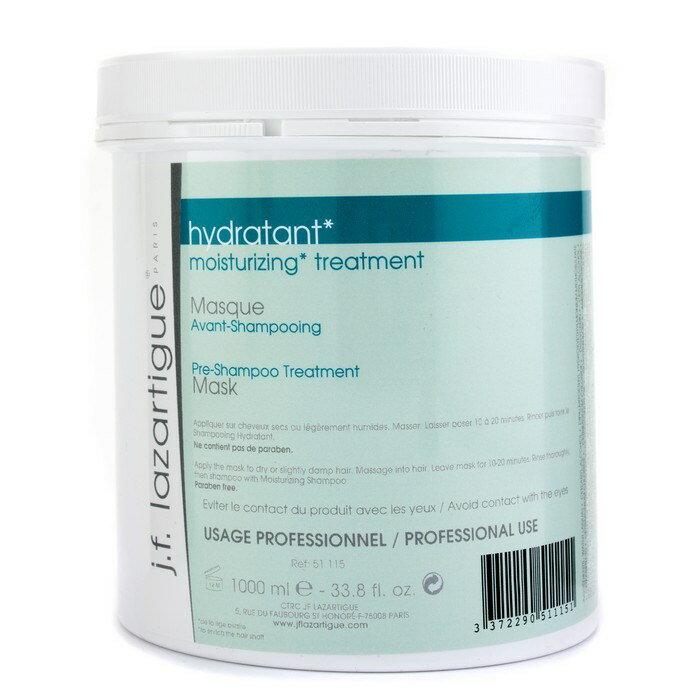 J. F. LazartigueMoisturizing Mask - Pre Shampoo (Salon Size)J.F.ラザルティーグモイスチャライジング マスク - Pre シャンプー(サロンサイズ) 1000ml/33.8oz