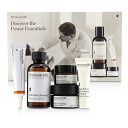 Perricone MD Discover The Power Essentials Kit: Nutritive Cleanser+Firming Activator+Finishing Moisturizer+Eye Cream 【楽天海外直送】