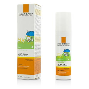 La Roche Posay Anthelios Dermo-Kids Baby Lotion SPF50+ (Specially Formulated for Babies) ラ ロッシュ ポゼ アンテリオ ダーモ 【楽天海外直送】