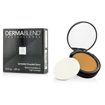 DermablendIIntense Powder Camo Compact Foundation (Medium Buildable to High Coverage) - # Suedeダーマブレンドインテンス パ【楽天海外直送】