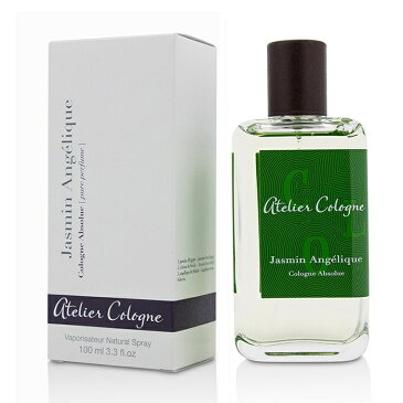 Atelier CologneJasmin Angelique Cologne Absolue SprayアトリエコロンJasmin Angelique Cologne Absolue Spray 100ml/3.3o【楽天海外直送】