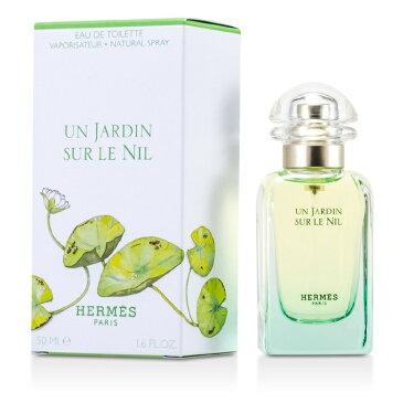 HermesUn Jardin Sur Le Nil Eau De Toilette Sprayエルメスナイルの庭 オードトワレスプレー 50ml/1.7oz【楽天海外直送】