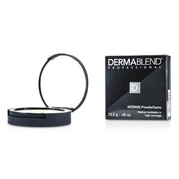 DermablendIntense Powder Camo Compact Foundation (Medium Buildable to High Coverage) - # Beigeダーマブレンドインテンスパウダ【楽天海外直送】