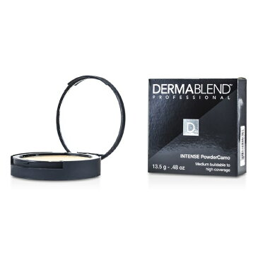DermablendIntense Powder Camo Compact Foundation (Medium Buildable to High Coverage) - # Naturalダーマブレンドインテンスパ【楽天海外直送】