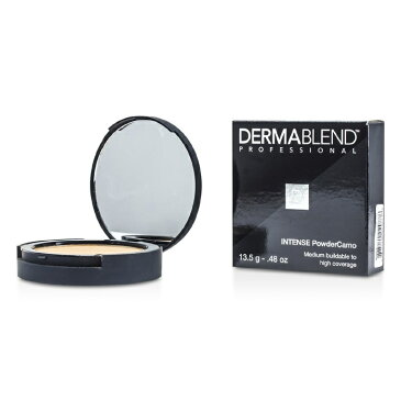 DermablendIntense Powder Camo Compact Foundation (Medium Buildable to High Coverage) - # Bronzeダーマブレンドインテンスパウ【楽天海外直送】