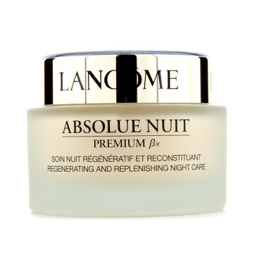 LancomeAbsolue Premium BX Regenerating And Replenishing Night Creamランコムアプソリュ BX ナイト クリーム 75ml/2.6oz【楽天海外直送】