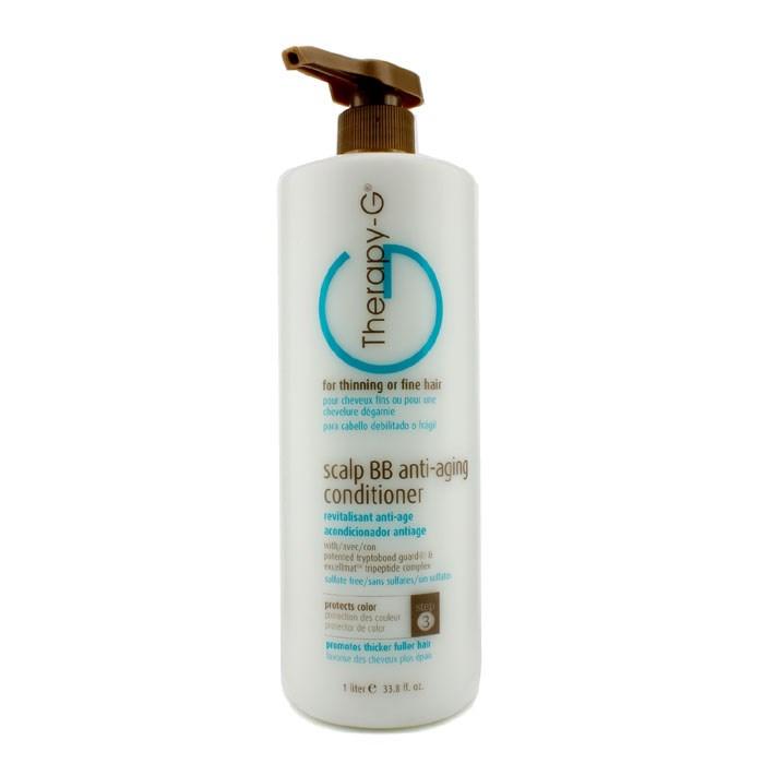 Therapy-gScalp BB Anti-Aging Conditioner (For Thinning or Fine Hair)セラピーgスカルプ BB アンチエイジングコンディショナー (細く薄くなった髪用) 1000ml/33.8oz