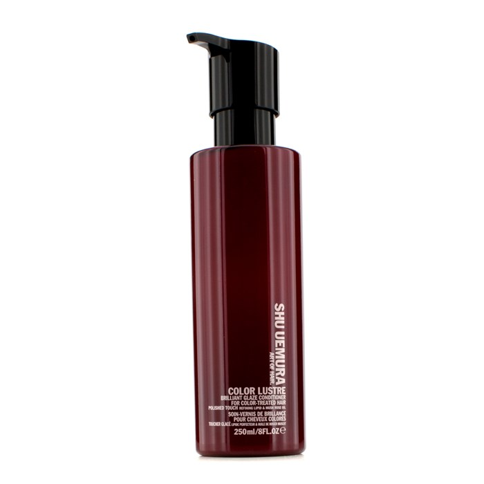 Shu UemuraColor Lustre Brilliant Glaze Conditioner (For Color-Treated Hair)シュウウエムラカラーラスター ブリリアントグレーズ コンディショナー (カラーヘア用) 250ml/8oz