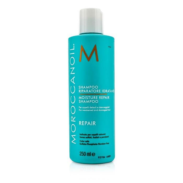 カラーリング, その他 MoroccanoilMoisture Repair Shampoo (For Weakened and Damaged Hair) - 250ml