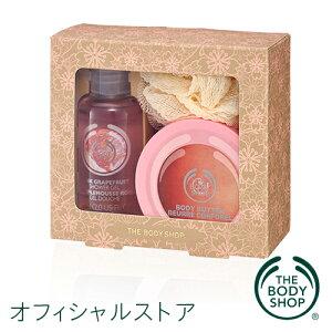【正規品】<ギフト>ピンクグレープフルーツ ボックスギフト 【THE BODY SHOP(ザ・…
