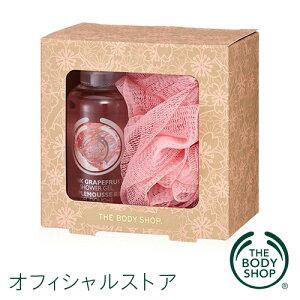 【正規品】<ギフト>ピンクグレープフルーツ ミニバスセット 【THE BODY SHOP(ザ・…